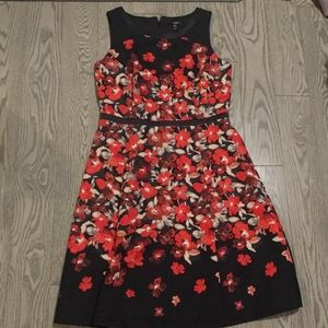 Floral dress by Jacob
